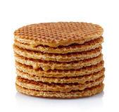 Holenderskie wafle — Zdjęcie stockowe