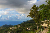 West coast of the Lefkada island — Stock Photo