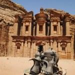 Ad Deir, Petra — Stock Photo #12572536