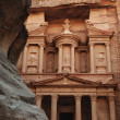 Al Khazneh, Petra — Stock Photo
