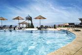 Beach in Aqaba, Jordan — Stock Photo