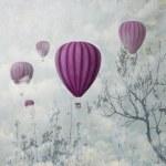 Постер, плакат: Pink Balloons