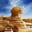 Stock Photo: Sphinx