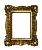 Rama starodawny złoty — Zdjęcie stockowe