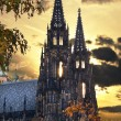 St. Vitus Church in Hradcany, Prague — Stock Photo