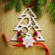Christmas Ornament — Stockfoto #36015177