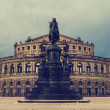 Opera House in Dresden — Stock Photo #36015587