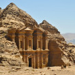Ad Deir, Petra — Stock Photo