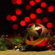 Christmas ornaments — Stock Photo #36867397
