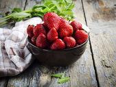 イチゴ — ストック写真