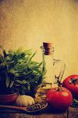 Food Ingredients — Stock Photo