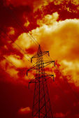 Electric Tower — Stockfoto
