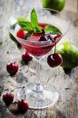 Ciliegia cocktail — Foto Stock