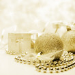 Christmas Ornaments — Stock Photo #8108475