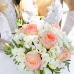 Wedding bouquet — Stock Photo #9473691