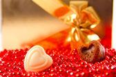 сердце на день святого валентина — Стоковое фото