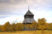 Old orthodox church in the center of Europe — Foto Stock