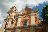 Města Vilnius. krásné Evropské město — Stock fotografie