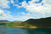 Northern Norwegian fjords.  — Stock Photo