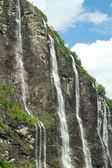 Seven Sisters Falls — Stock Photo