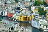 Northern Norwegian fjords. — Stockfoto