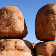 Devils marbles — Stock Photo #12874633