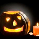 Pumpkin head — Stock Photo #1806726