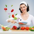 Healthy food — Stock Photo #30960487