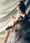 Dancing gracefully — Stock Photo