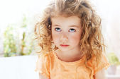 Beauty child — Stock Photo