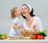 Zdravé jídlo — Stock fotografie