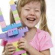 Child and toy — Stock Photo #2866416