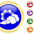 Weather icon — Stock Vector #1620469