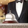 Hotel Concierge — Stock Photo #13665768