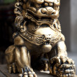 Asian lion - Foto Stock