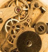 Starodawny stary zegar — Zdjęcie stockowe