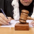 Judge - Stock Photo