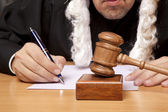 Judge — Stock Photo
