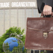 Stock Photo: World Trade Organization