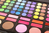 Makeup palettes — Stock Photo