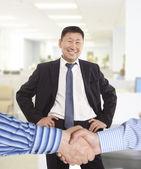 Asian businessman — Fotografia Stock