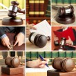 Set of Law 5 — Stock Photo