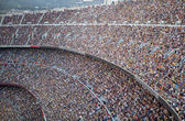 Stadium Camp Nou — Stock Photo