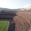 Camp Nou — Stock Photo