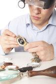 Watchmaker — Stock Photo