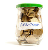 Pension — Stock Photo