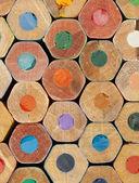 Textura de lápis de cor — Foto Stock