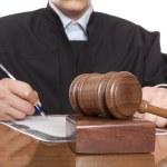 Judge — Stock Photo #45236153
