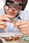Watchmaker — Stock Photo