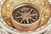 Old compass  — Foto de Stock